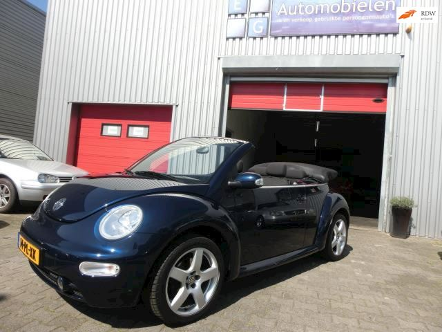 Volkswagen New Beetle Cabriolet 1.8-5V Turbo Highline