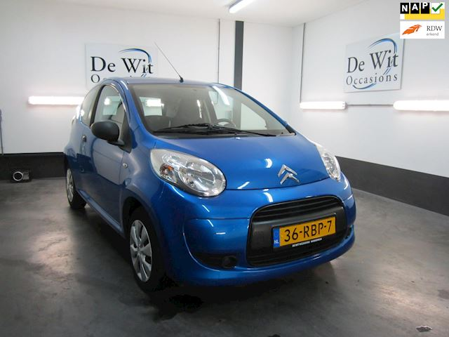 Citroen C1 1.0-12V Séduction incl. NWE APK/GARANTIE !!