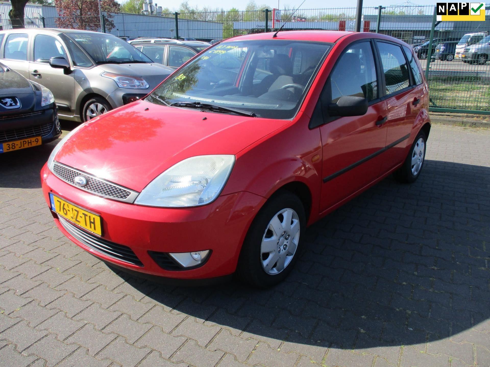 Ford Fiesta occasion - Harry Jakab Auto's