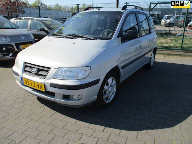 Hyundai Matrix 1.6i Silver Edition Hyundai Matrix 1.6i Silver Edition