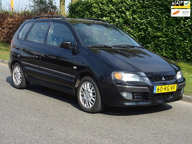 Mitsubishi Space Star 1.6 Instyle Avance