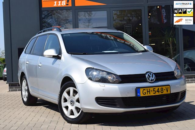 Volkswagen Golf Variant 1.6 TDI Highline BlueMotion