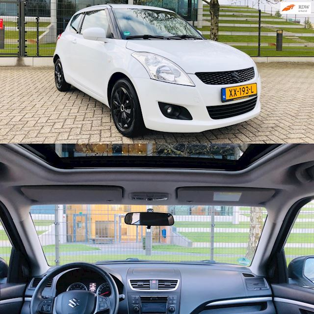 Suzuki Swift 1.2 Exclusive Schuifdak,2012,Stoelverwarming,AIRCO