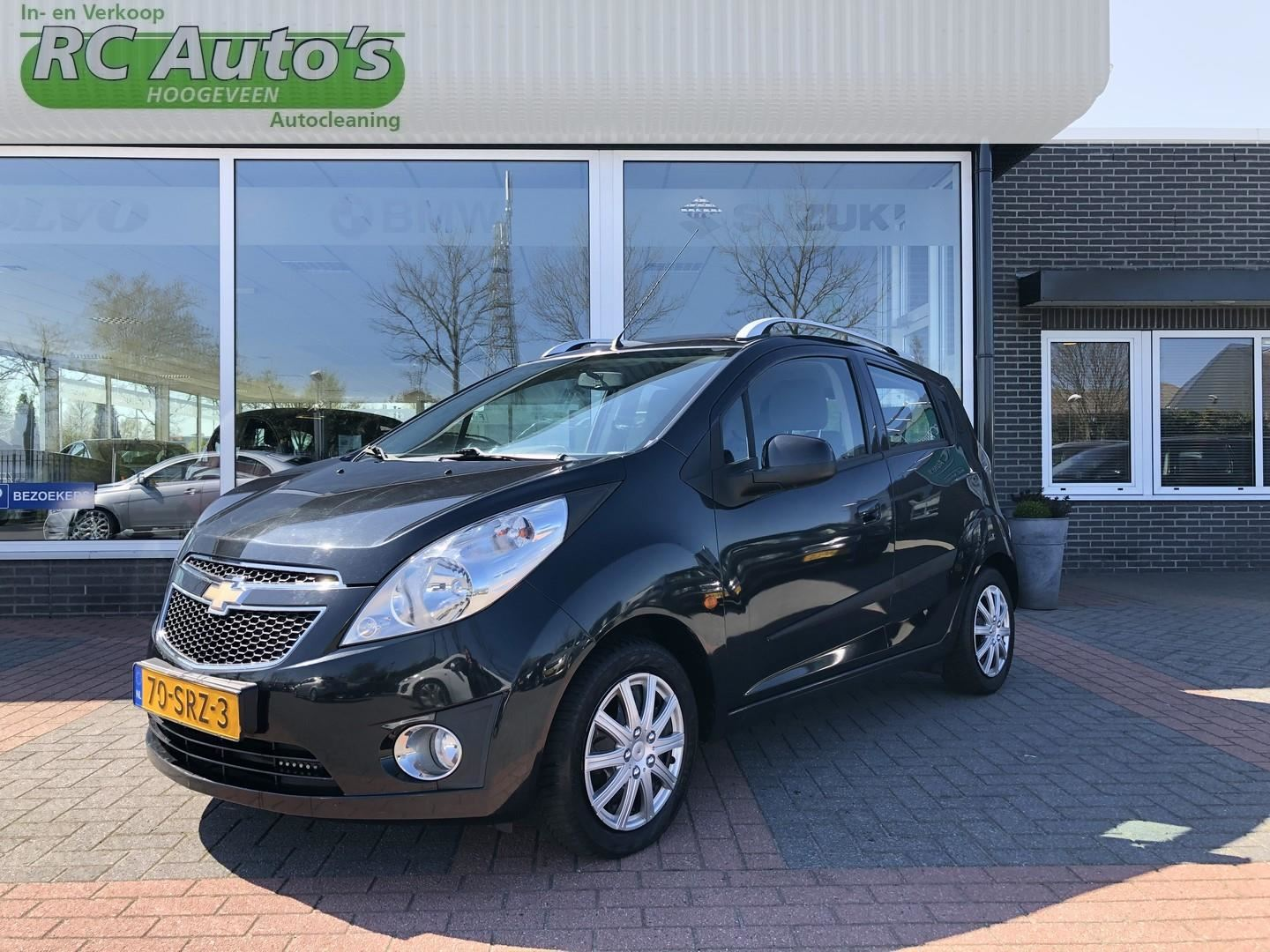 Chevrolet Spark occasion - RC Auto's Hoogeveen