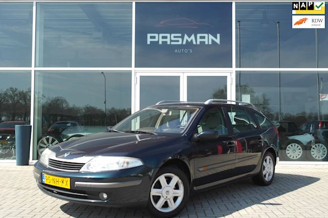 Renault Laguna Grand Tour 1.8-16V Elective  Navi, Clima, PDC, VOL OPTIES