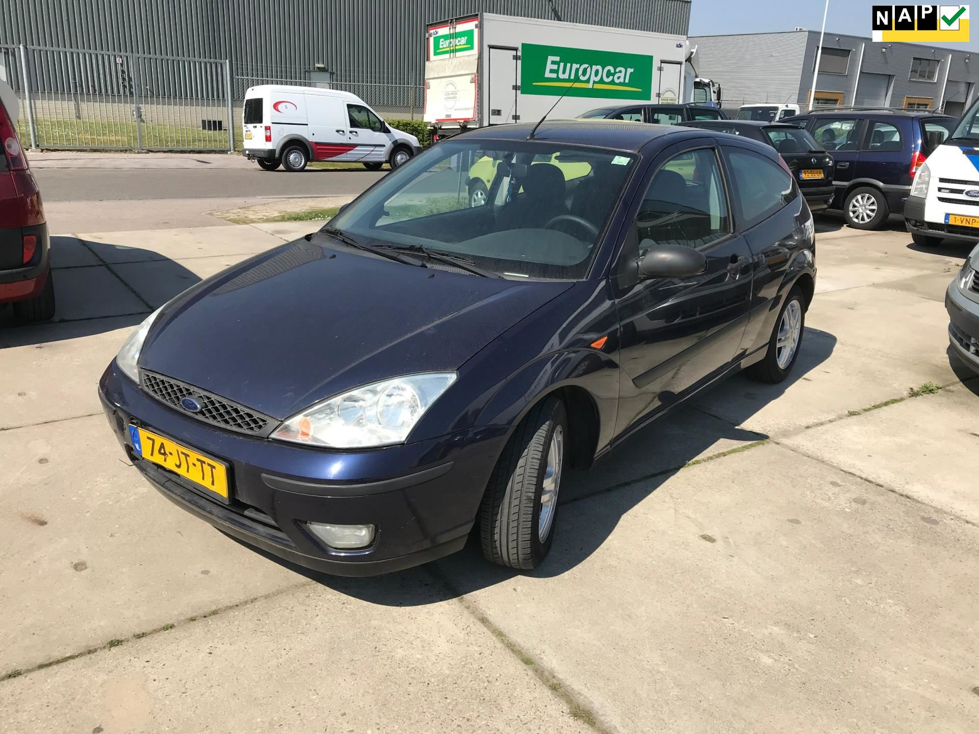 Ford Focus occasion - Sonke Cars