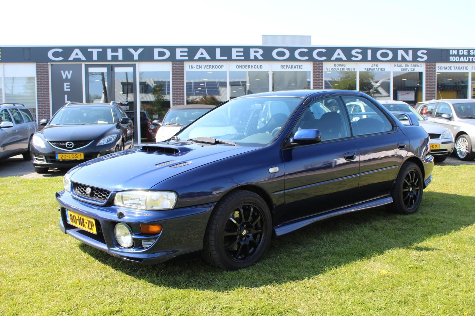 Subaru Impreza occasion - Cathy Dealer Occasions