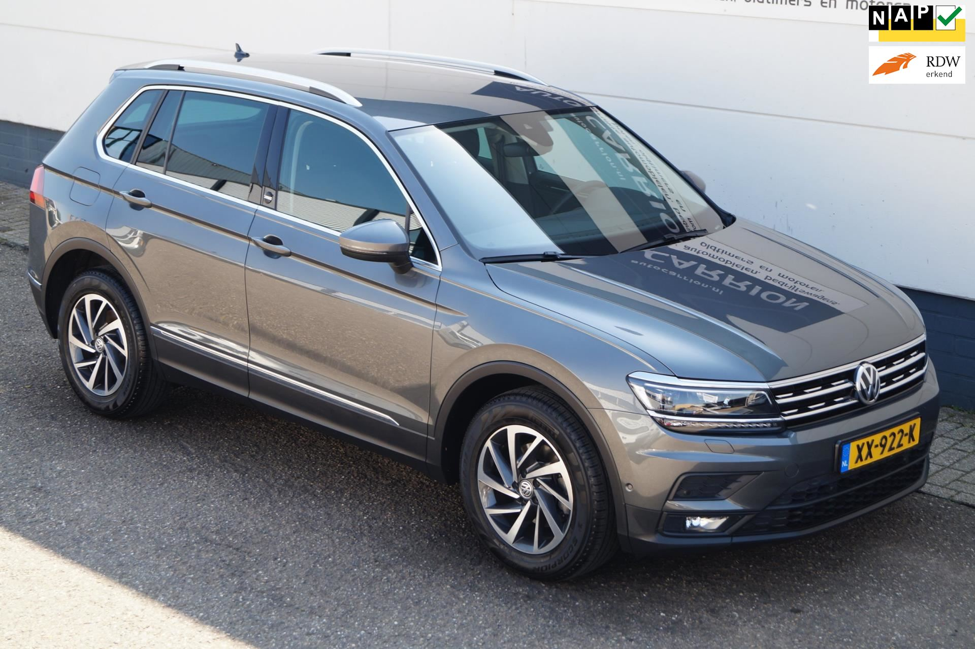 Volkswagen Tiguan occasion - CARRION