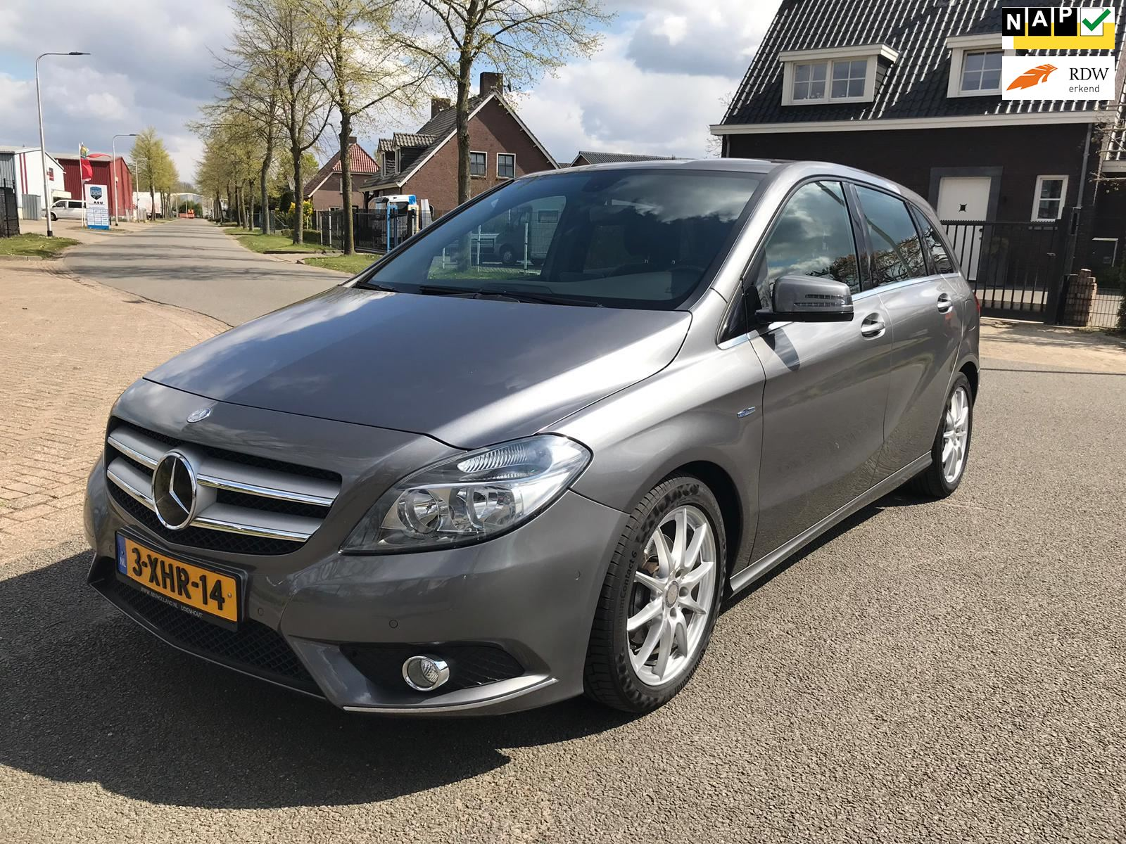 Mercedes-Benz B-klasse occasion - ABV Holland
