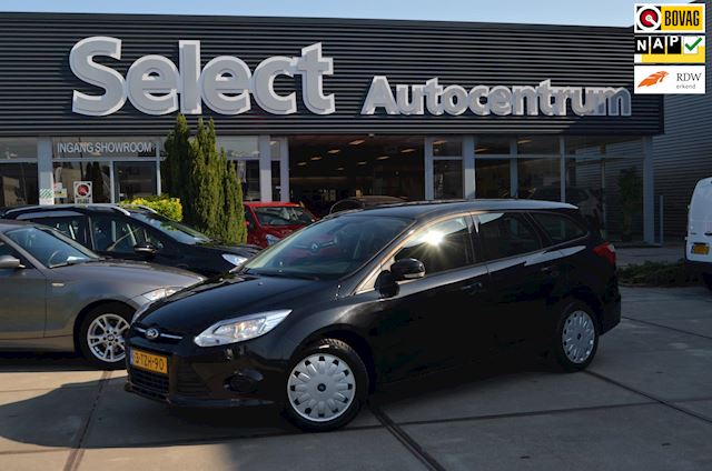 Ford Focus Wagon 1.6 TDCI Lease Trend Navigatie | Cruise control | NAP