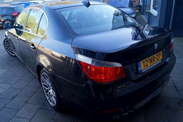 BMW 5-serie 520i Executive / Leer / Cruise / Automaat / N.A.P