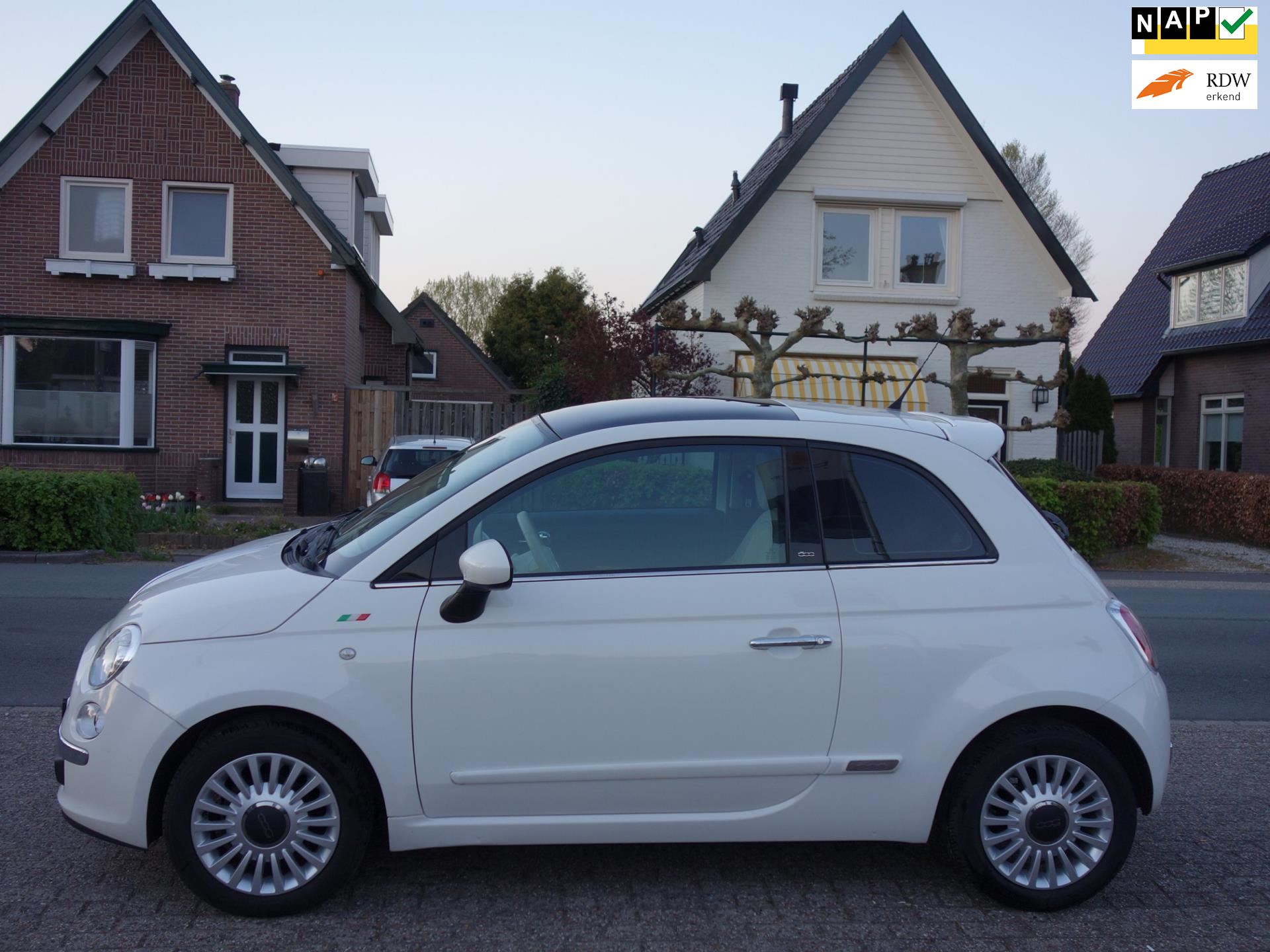 Fiat 500 occasion - De Vries Automotive Apeldoorn