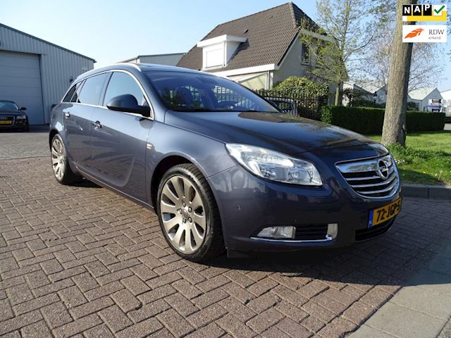 Opel Insignia Sports Tourer 2.0 T Cosmo