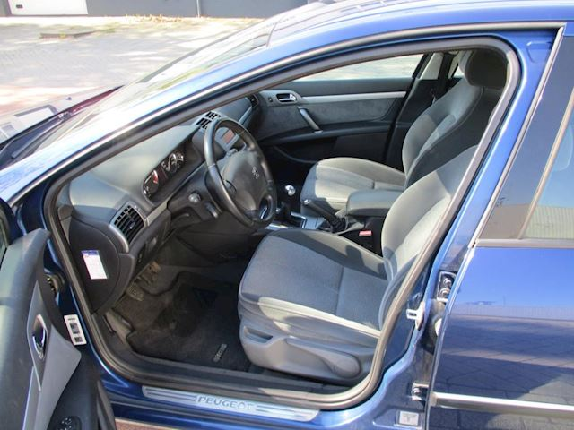 Peugeot 407 1.6 HDiF XR Pack clima
