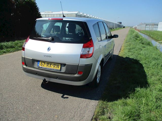 Renault Grand Scénic 2.0-16V Tech Line Automaat 7 Persoons