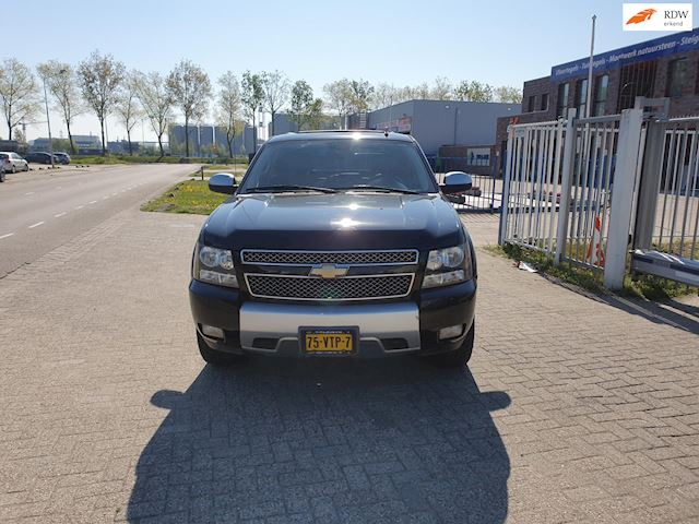 Chevrolet USA Avalanche 5.3 V8 2WD lpg/benz ex. btw