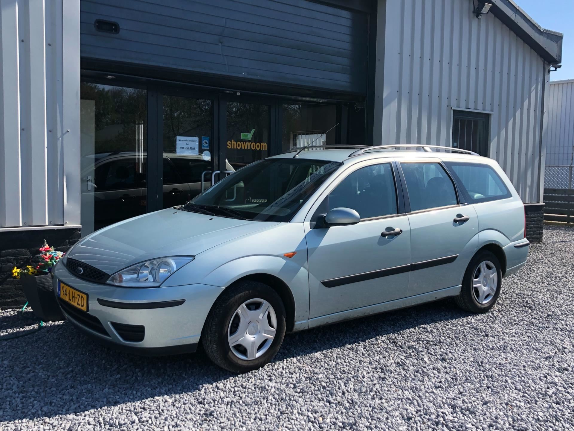 Ford Focus Wagon occasion - Auto Zuiderzee