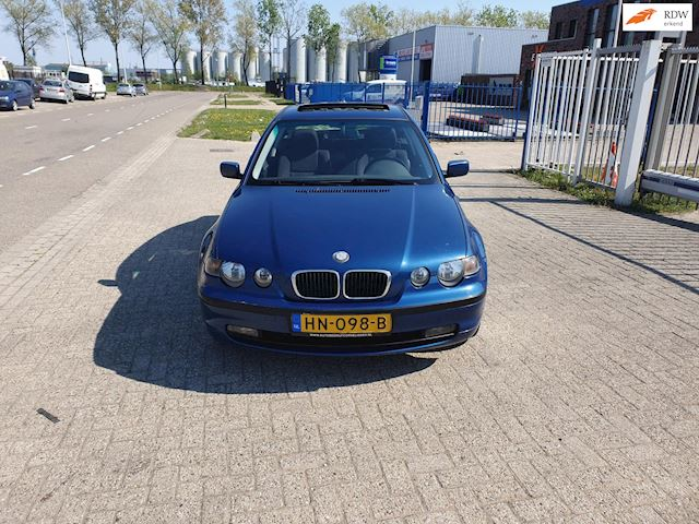 BMW 3-serie Compact 316ti Comfort Line
