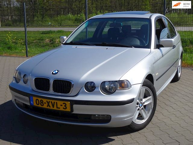 BMW 3-serie Compact 320td in perfecte staat! *6-BAK*