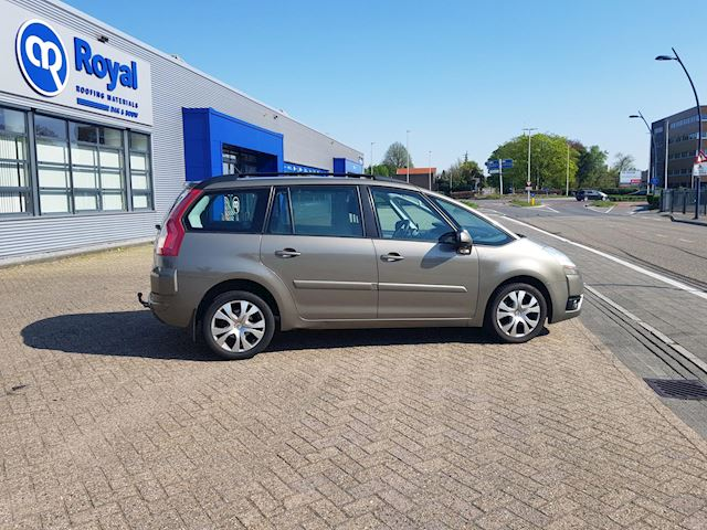 Citroen Grand C4 Picasso 2.0-16V Ambiance EB6V 7p. 2008 G3 CLIMA AUTOMAAT VEEL OPTIES