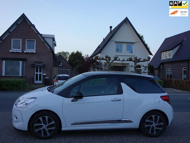 Citroen DS3 1.6 e-HDi So Chic 83.000 km NAP