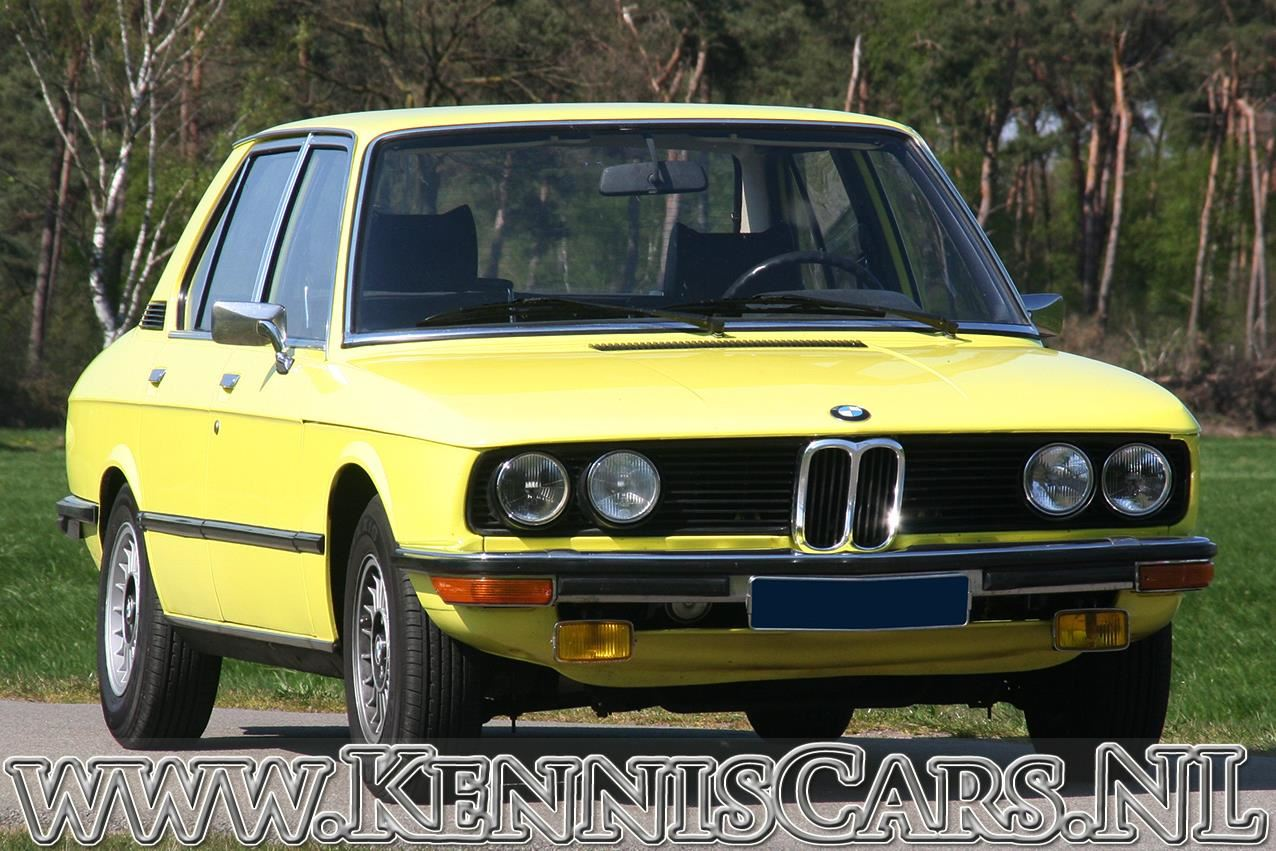 BMW 1973 520 occasion - KennisCars.nl
