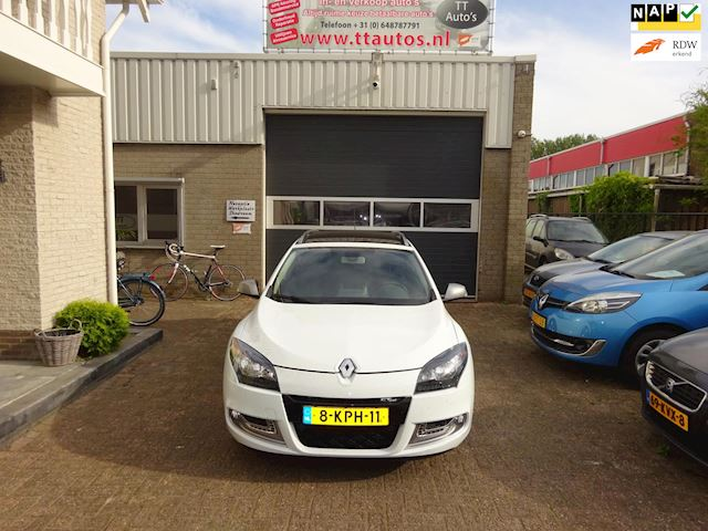 Renault Mégane Estate 1.5 dCi GT-Line top staat