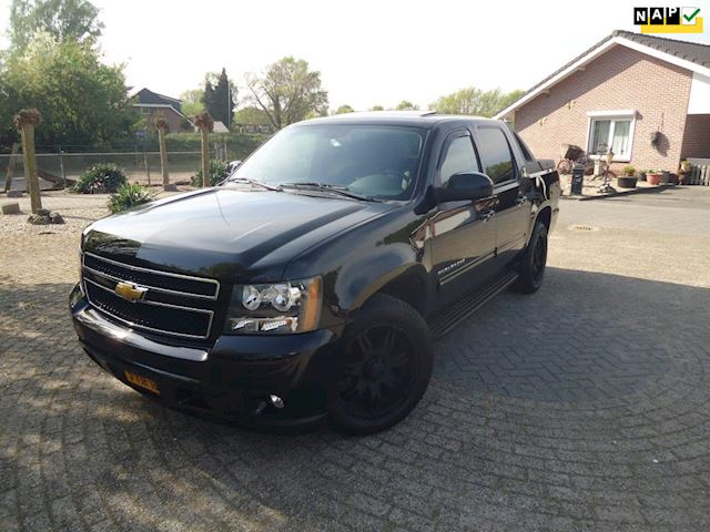 Chevrolet USA Avalanche