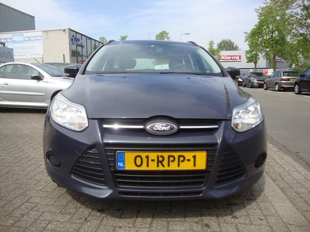 Ford Focus Wagon 1.6 TDCI Trend , Airco, NAP, Nette auto
