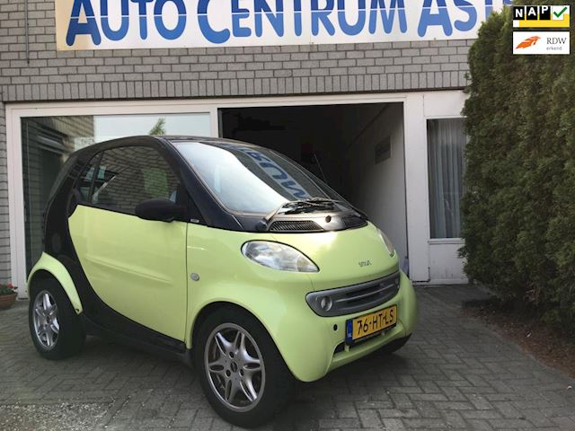 Smart City-coupé smart  pulse Super Netjes, perfect rijden lage lasten