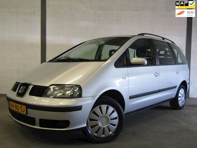 Seat Alhambra 2.0 Stella 7-Pers, Clima, Cruise, APK 04-2020 !!
