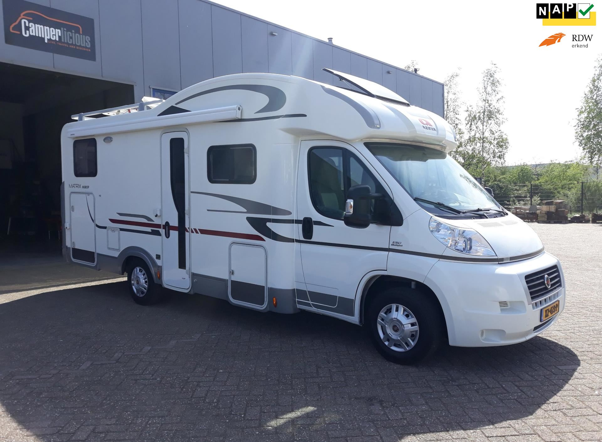 Adria Matrix 680 SP occasion - Camperlicious