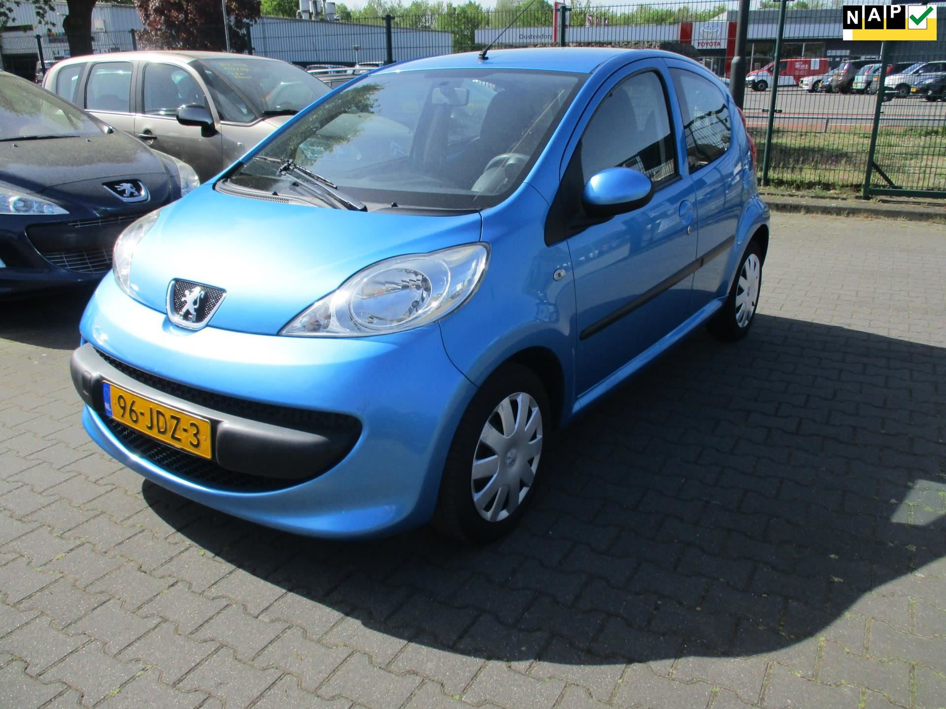 Peugeot 107 occasion - Harry Jakab Auto's