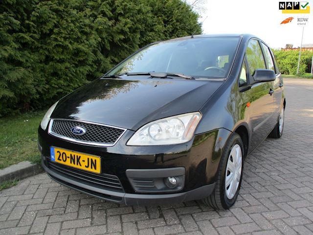 Ford C-Max 1.8-16V First Edition,Bj 2003,Airco,Cruise,Trekhaak,Nieuwe Apk