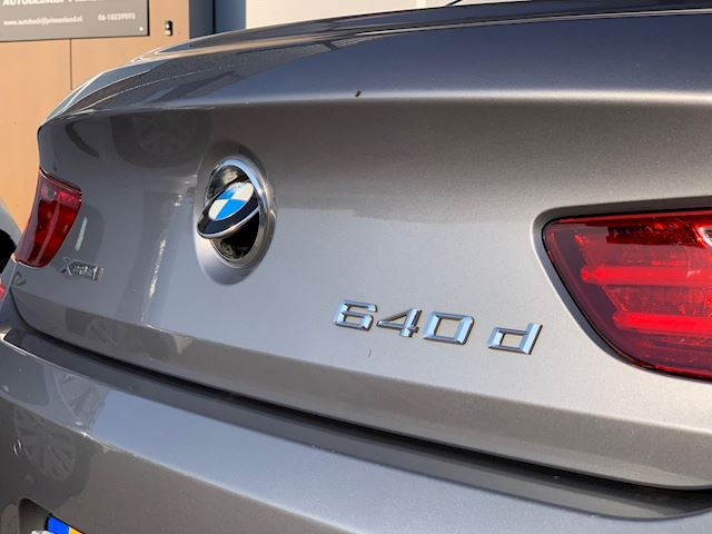BMW 6-serie Gran Coupé 640xd High Executive | M-Sport | HUD | Softclose | Panoramadak |
