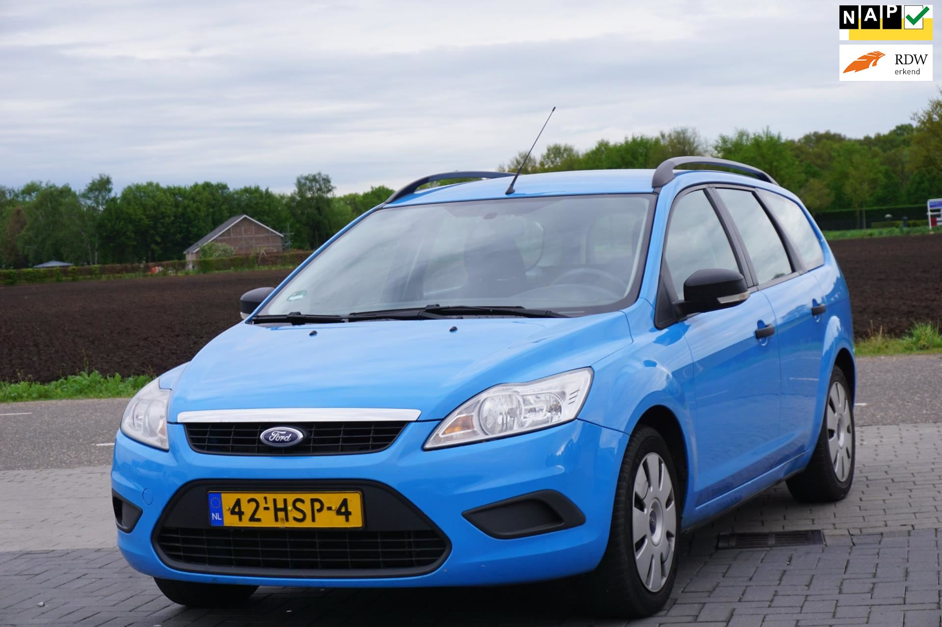 Ford Focus Wagon occasion - Autoservice Biest Houtakker