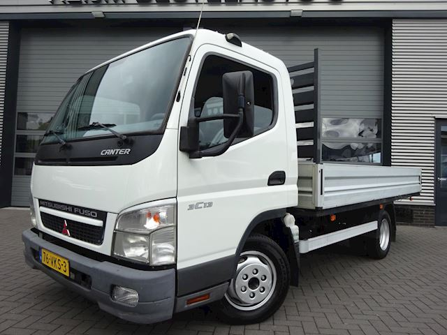 Mitsubishi Canter 3c13 open laadbak pick-up