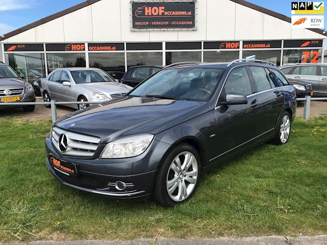Mercedes-Benz C-klasse Estate 180 K BlueEFFICIENCY Avantgarde