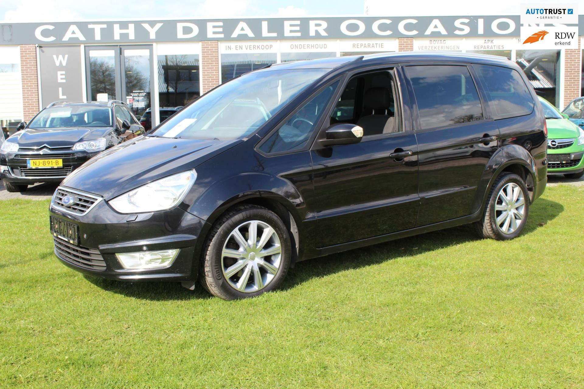 Ford Galaxy occasion - Cathy Dealer Occasions