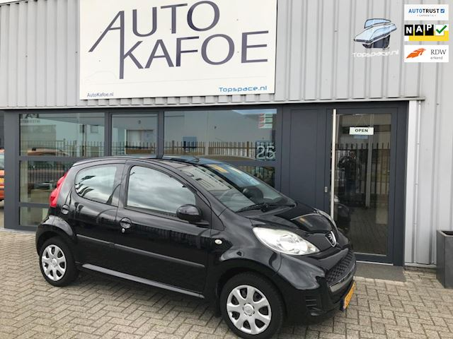 Peugeot 107 1.0-12V XS Automaat Airco 5drs