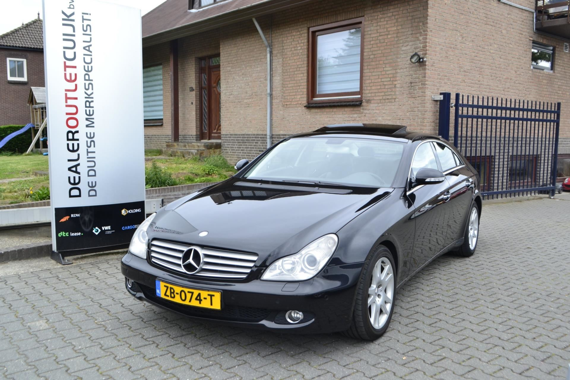 Mercedes-Benz CLS-klasse occasion - Dealer Outlet Cuijk b.v.