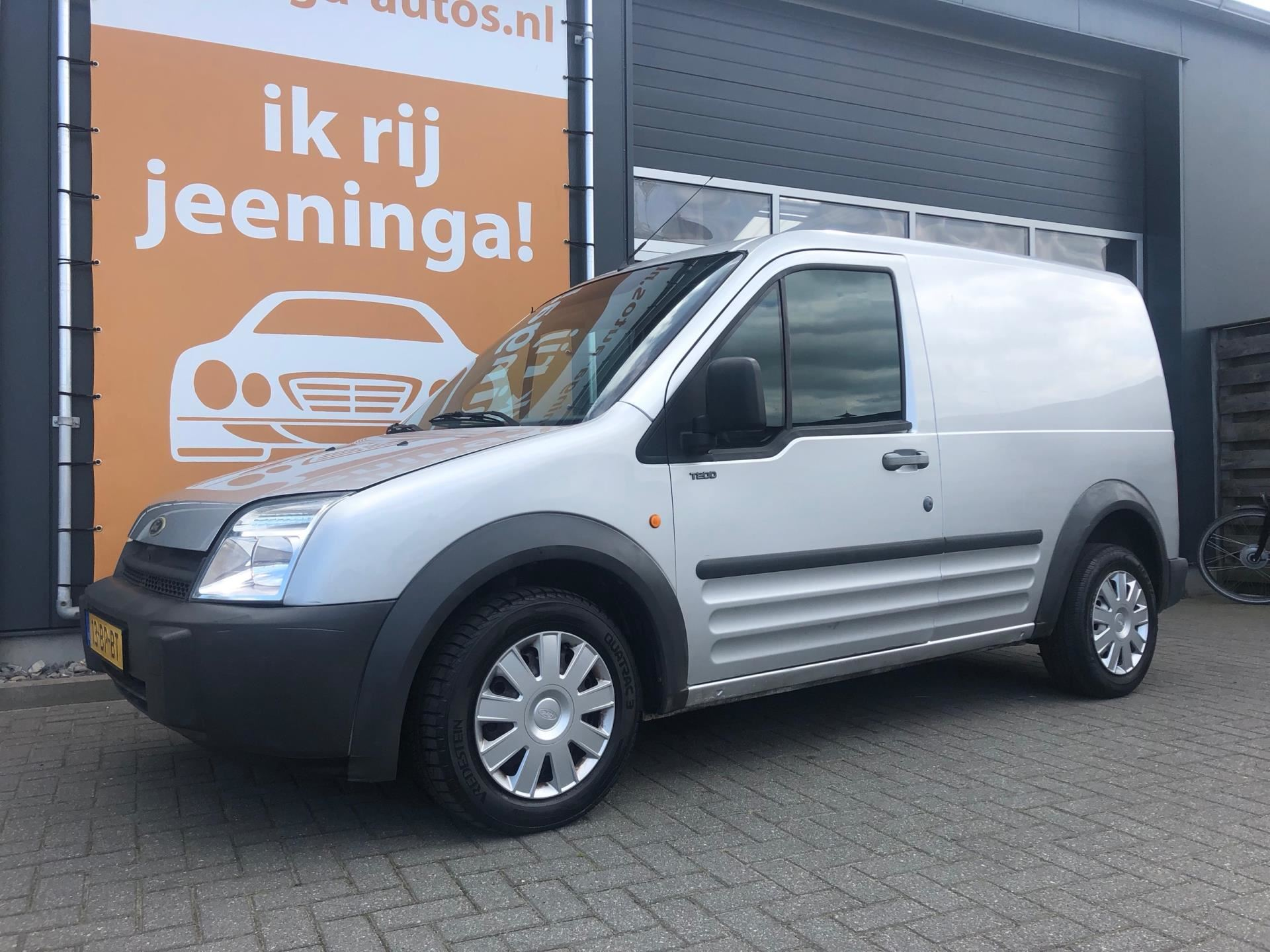Ford Transit Connect occasion - Jeeninga Auto's