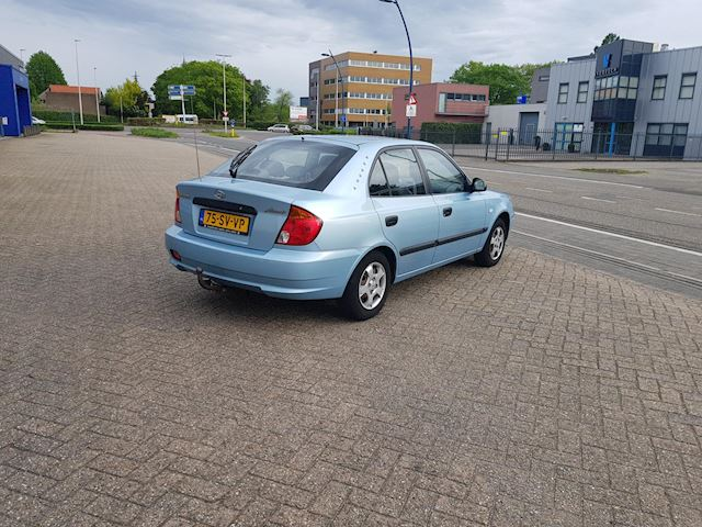Hyundai Accent 1.3i Active Young 2006 AIRCO NAP ELECTRISCH PAKKET