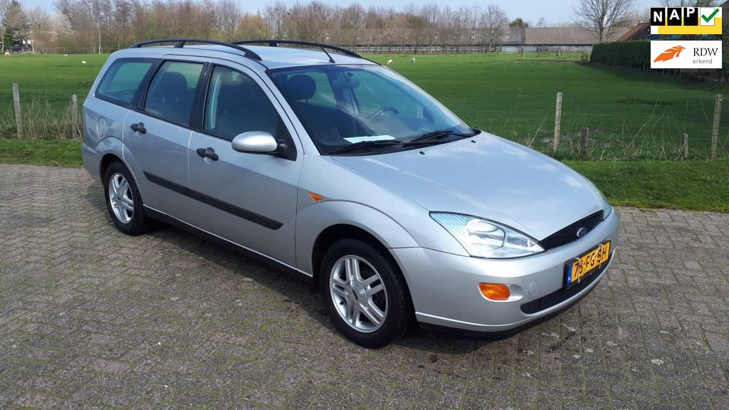 Ford Focus Wagon occasion - Goed en Betaalbare Auto
