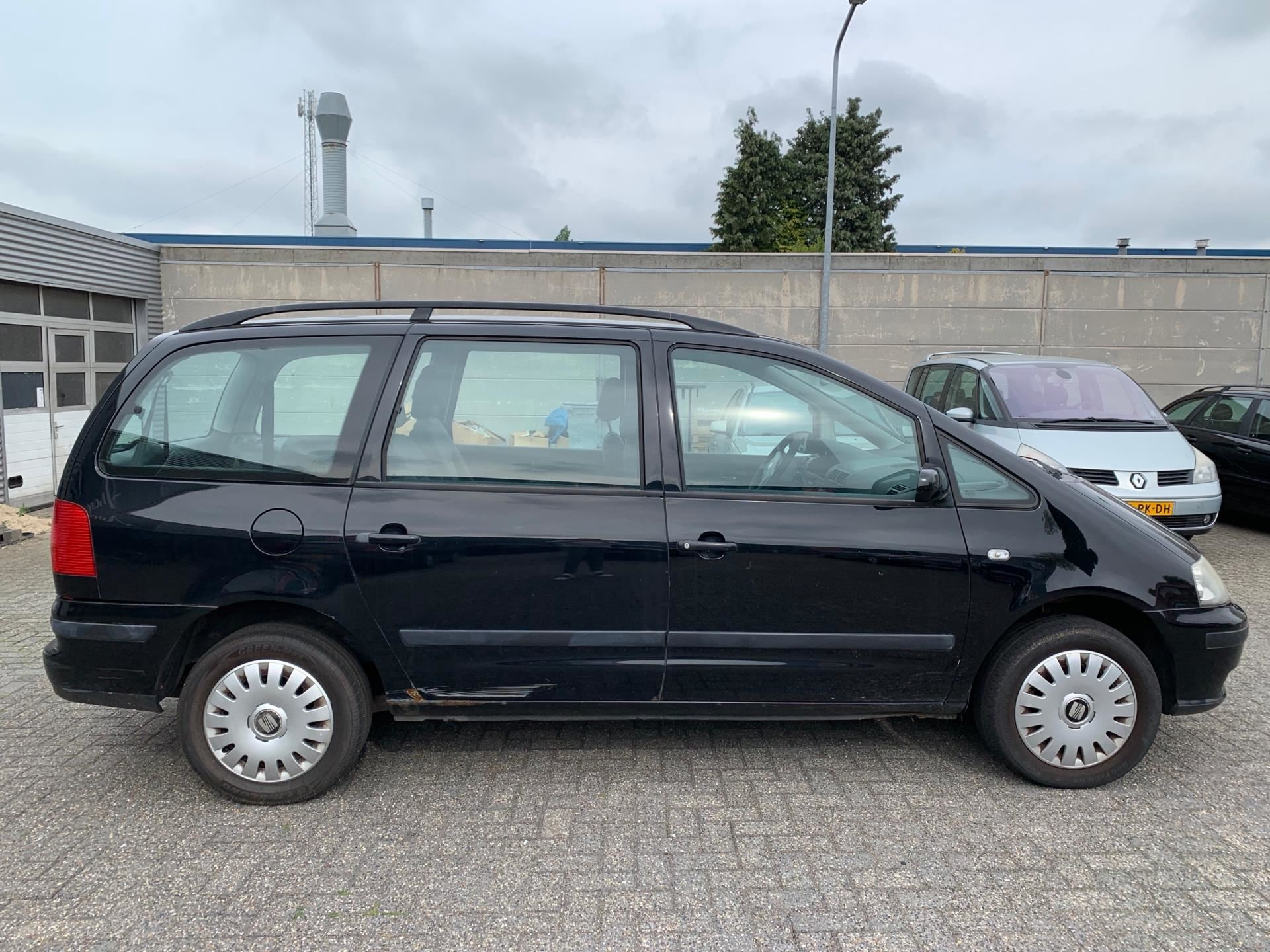 Seat Alhambra occasion - W.V. Cars and Restyling