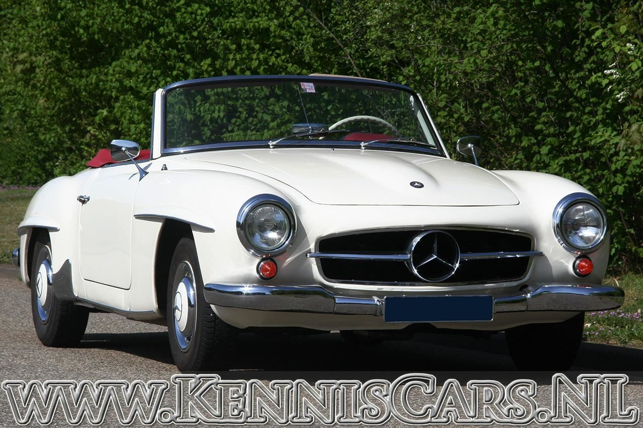 Mercedes-Benz 1963 190 SL occasion - KennisCars.nl