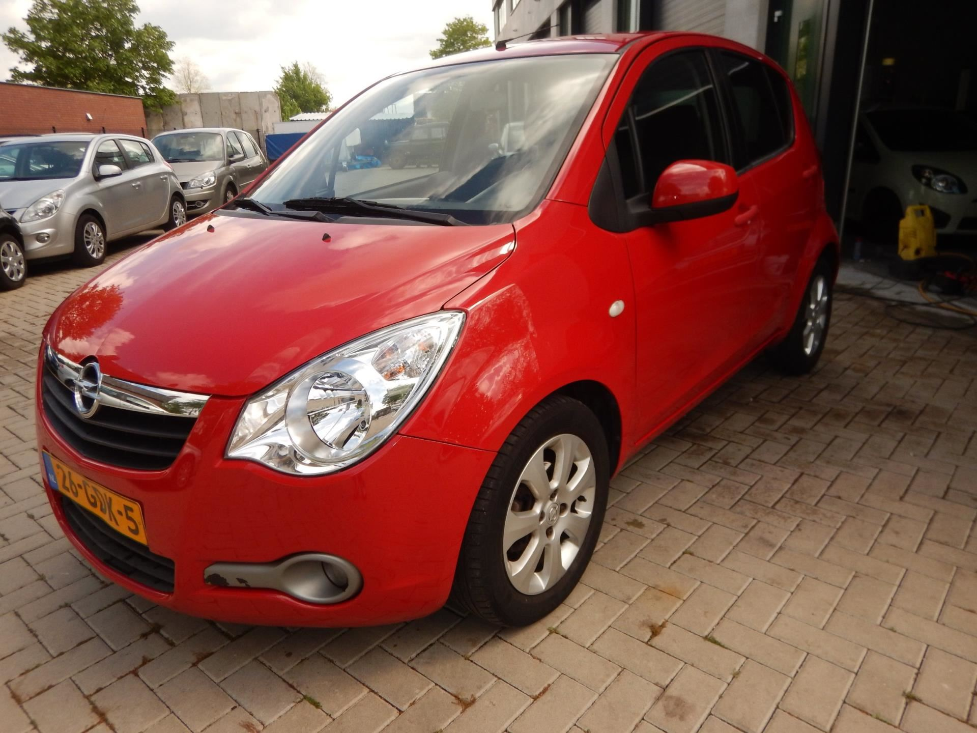 Opel Agila occasion - Pitstop 4 You