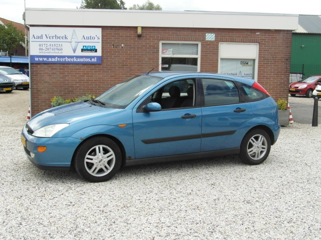 Ford Focus occasion - Aad Verbeek Auto's