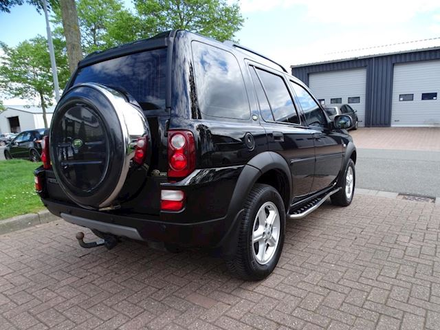 Land Rover Freelander Station Wagon 2.0 Td4 S Summit