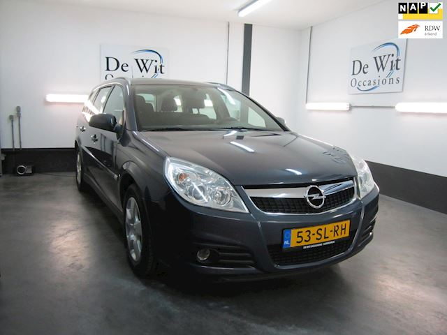Opel Vectra Wagon 1.8-16V Business in ZEER NETTE STAAT !! incl. NAVI.!! NWE APK.